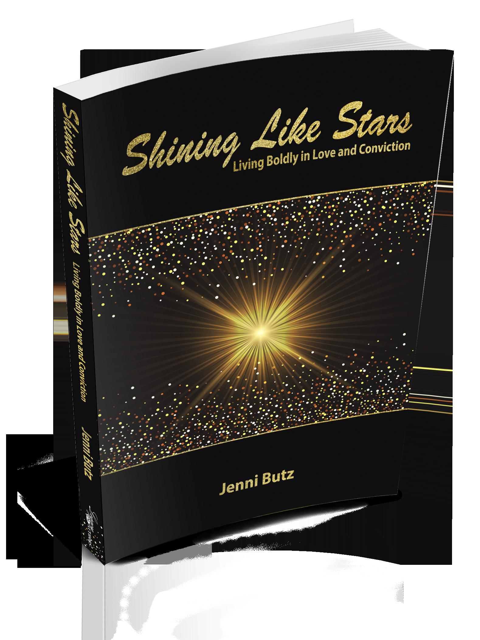 Word Sparks: Shining Like Stars